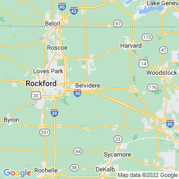 Rockford, IL- map, population, zip codes, coutnies, area codes, time zones, households, income, news, weather, metro areas, local time at localistica.com