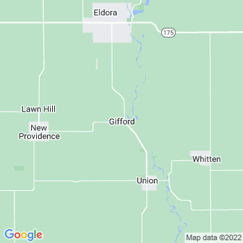 Gifford,ia- map, population, zip codes, coutnies, area codes, time zones, households, income, news, weather, metro areas, local time at localistica.com