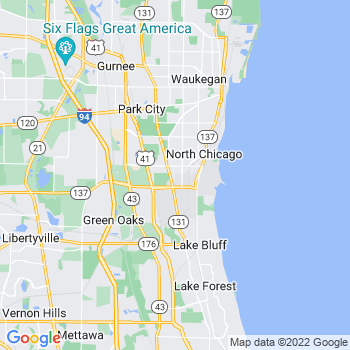 North Chicago,il- map, population, zip codes, coutnies, area codes, time zones, households, income, news, weather, metro areas, local time at localistica.com