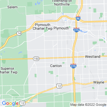 Canton,mi- map, population, zip codes, coutnies, area codes, time zones, households, income, news, weather, metro areas, local time at localistica.com