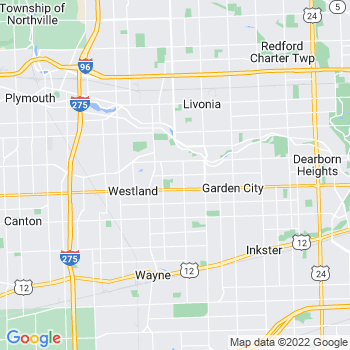 Westland,mi- map, population, zip codes, coutnies, area codes, time zones, households, income, news, weather, metro areas, local time at localistica.com