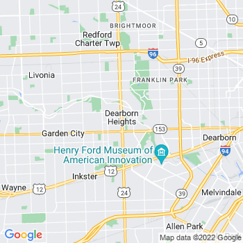 Dearborn Heights,mi- map, population, zip codes, coutnies, area codes, time zones, households, income, news, weather, metro areas, local time at localistica.com