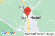 Curves - Hornell, NY