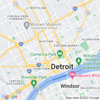 48201 Detroit,MI- map, population, zip codes, coutnies, area codes, time zones, households, income, news, weather, metro areas, local time at localistica.com