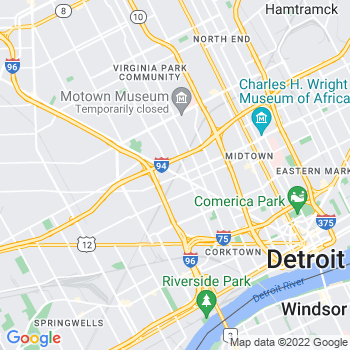 48208 Detroit,MI- map, population, zip codes, coutnies, area codes, time zones, households, income, news, weather, metro areas, local time at localistica.com