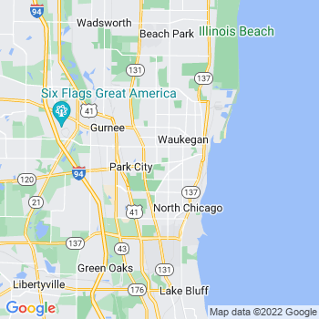 Waukegan,il- map, population, zip codes, coutnies, area codes, time zones, households, income, news, weather, metro areas, local time at localistica.com