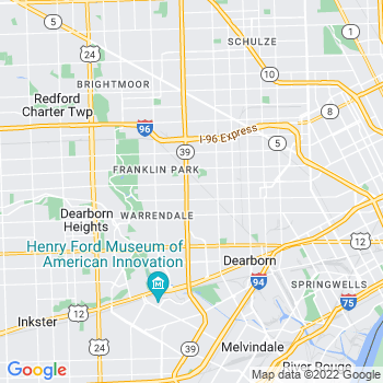Detroit,mi- map, population, zip codes, coutnies, area codes, time zones, households, income, news, weather, metro areas, local time at localistica.com