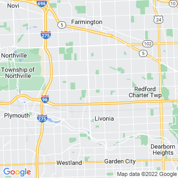 Livonia,mi- map, population, zip codes, coutnies, area codes, time zones, households, income, news, weather, metro areas, local time at localistica.com