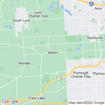 Salem,mi- map, population, zip codes, coutnies, area codes, time zones, households, income, news, weather, metro areas, local time at localistica.com