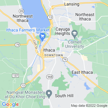 14851 Ithaca,NY- map, population, zip codes, coutnies, area codes, time zones, households, income, news, weather, metro areas, local time at localistica.com