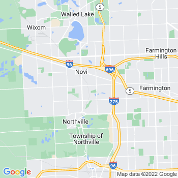 Novi,mi- map, population, zip codes, coutnies, area codes, time zones, households, income, news, weather, metro areas, local time at localistica.com