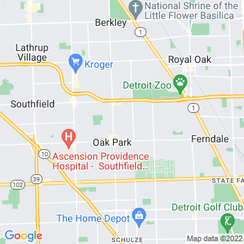 48237 Oak Park,MI- map, population, zip codes, coutnies, area codes, time zones, households, income, news, weather, metro areas, local time at localistica.com
