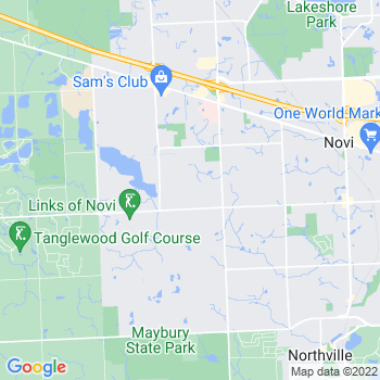 48374 Novi,MI- map, population, zip codes, coutnies, area codes, time zones, households, income, news, weather, metro areas, local time at localistica.com