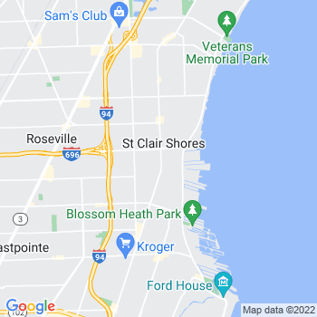 48081 Saint Clair Shores,MI- map, population, zip codes, coutnies, area codes, time zones, households, income, news, weather, metro areas, local time at localistica.com