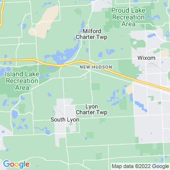 New Hudson,mi- map, population, zip codes, coutnies, area codes, time zones, households, income, news, weather, metro areas, local time at localistica.com