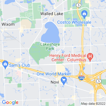 48377 Novi,MI- map, population, zip codes, coutnies, area codes, time zones, households, income, news, weather, metro areas, local time at localistica.com
