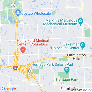 48331 Farmington,MI- map, population, zip codes, coutnies, area codes, time zones, households, income, news, weather, metro areas, local time at localistica.com