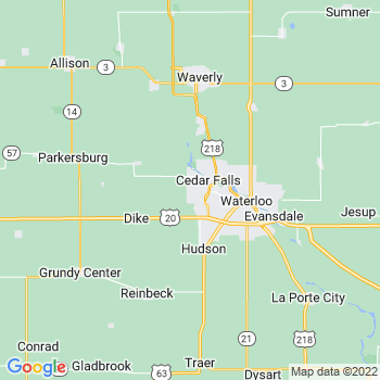 Waterloo Cedar Falls, IA- map, population, zip codes, coutnies, area codes, time zones, households, income, news, weather, metro areas, local time at localistica.com
