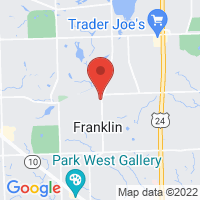 Franklin, Birmingham, Royal Oak Spa