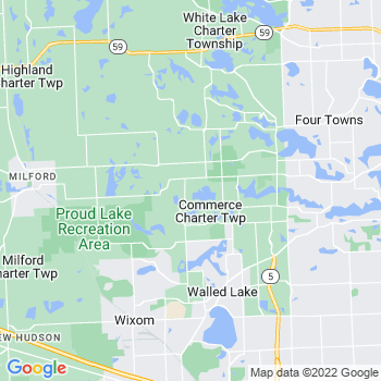 Commerce Township,mi- map, population, zip codes, coutnies, area codes, time zones, households, income, news, weather, metro areas, local time at localistica.com