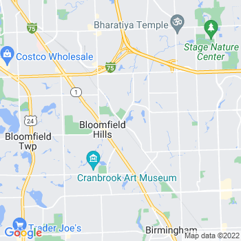 48304 Bloomfield Hills,MI- map, population, zip codes, coutnies, area codes, time zones, households, income, news, weather, metro areas, local time at localistica.com
