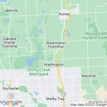 Washington,mi- map, population, zip codes, coutnies, area codes, time zones, households, income, news, weather, metro areas, local time at localistica.com