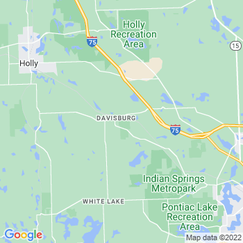 Davisburg,mi- map, population, zip codes, coutnies, area codes, time zones, households, income, news, weather, metro areas, local time at localistica.com