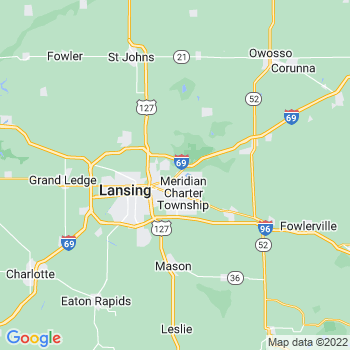 Lansing East Lansing, MI- map, population, zip codes, coutnies, area codes, time zones, households, income, news, weather, metro areas, local time at localistica.com