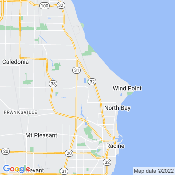 Racine,wi- map, population, zip codes, coutnies, area codes, time zones, households, income, news, weather, metro areas, local time at localistica.com