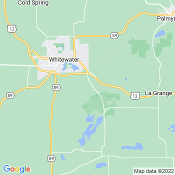 Whitewater,wi- map, population, zip codes, coutnies, area codes, time zones, households, income, news, weather, metro areas, local time at localistica.com