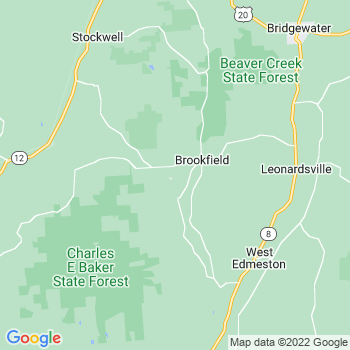 Brookfield,ny- map, population, zip codes, coutnies, area codes, time zones, households, income, news, weather, metro areas, local time at localistica.com