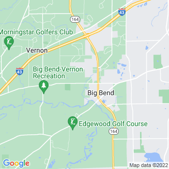 53103 Big Bend,WI- map, population, zip codes, coutnies, area codes, time zones, households, income, news, weather, metro areas, local time at localistica.com