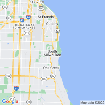 South Milwaukee,wi- map, population, zip codes, coutnies, area codes, time zones, households, income, news, weather, metro areas, local time at localistica.com