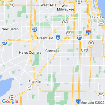 Greendale,wi- map, population, zip codes, coutnies, area codes, time zones, households, income, news, weather, metro areas, local time at localistica.com
