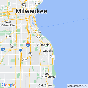 Saint Francis,wi- map, population, zip codes, coutnies, area codes, time zones, households, income, news, weather, metro areas, local time at localistica.com