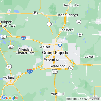 Grand Rapids Wyoming, MI- map, population, zip codes, coutnies, area codes, time zones, households, income, news, weather, metro areas, local time at localistica.com