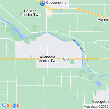 Allendale,mi- map, population, zip codes, coutnies, area codes, time zones, households, income, news, weather, metro areas, local time at localistica.com