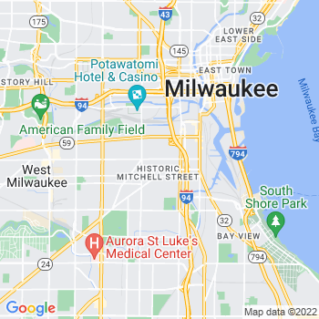 53234 Milwaukee,WI- map, population, zip codes, coutnies, area codes, time zones, households, income, news, weather, metro areas, local time at localistica.com