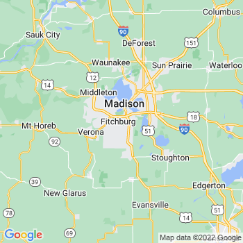 Madison, WI- map, population, zip codes, coutnies, area codes, time zones, households, income, news, weather, metro areas, local time at localistica.com