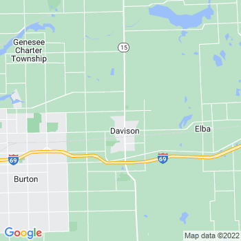 Davison,mi- map, population, zip codes, coutnies, area codes, time zones, households, income, news, weather, metro areas, local time at localistica.com