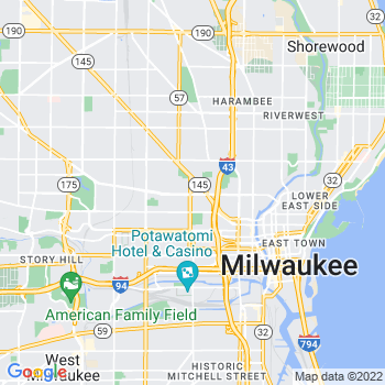 53205 Milwaukee,WI- map, population, zip codes, coutnies, area codes, time zones, households, income, news, weather, metro areas, local time at localistica.com