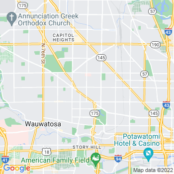 53210 Milwaukee,WI- map, population, zip codes, coutnies, area codes, time zones, households, income, news, weather, metro areas, local time at localistica.com