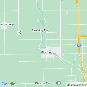 Flushing,mi- map, population, zip codes, coutnies, area codes, time zones, households, income, news, weather, metro areas, local time at localistica.com