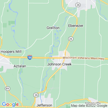 Johnson Creek,wi- map, population, zip codes, coutnies, area codes, time zones, households, income, news, weather, metro areas, local time at localistica.com