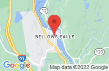 Curves - Bellows Falls, VT