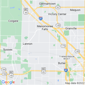 Menomonee Falls,wi- map, population, zip codes, coutnies, area codes, time zones, households, income, news, weather, metro areas, local time at localistica.com