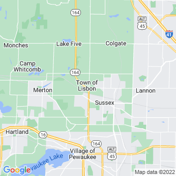 Sussex,wi- map, population, zip codes, coutnies, area codes, time zones, households, income, news, weather, metro areas, local time at localistica.com