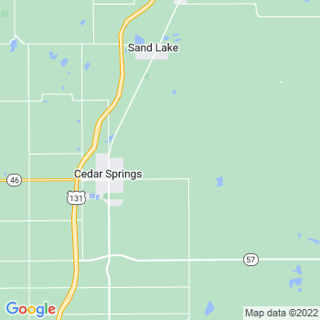 Cedar Springs,mi- map, population, zip codes, coutnies, area codes, time zones, households, income, news, weather, metro areas, local time at localistica.com