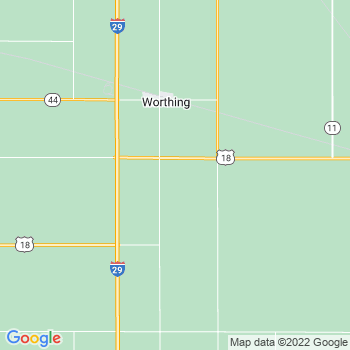 Worthing,sd- map, population, zip codes, coutnies, area codes, time zones, households, income, news, weather, metro areas, local time at localistica.com