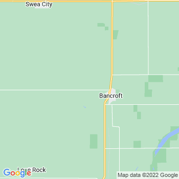 Bancroft,ia- map, population, zip codes, coutnies, area codes, time zones, households, income, news, weather, metro areas, local time at localistica.com